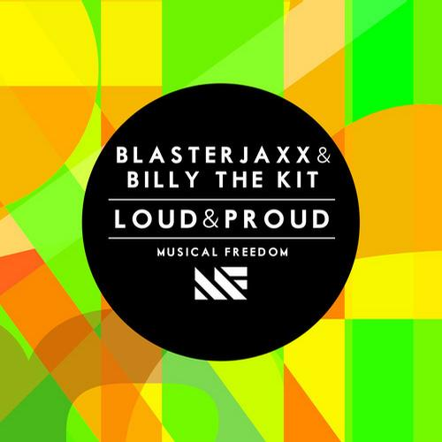 Billy The Kit, Blasterjaxx - Loud & Proud MIDI
