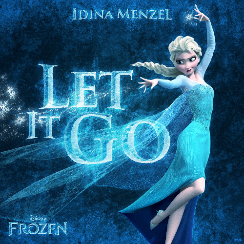 Idina Menzel - Let It Go MIDI