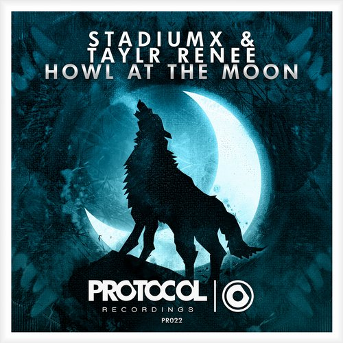 Taylr Renee, Stadiumx - Howl At The Moon MIDI