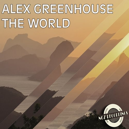 Alex Greenhouse ft. Zolotaya - Dark Road MIDI