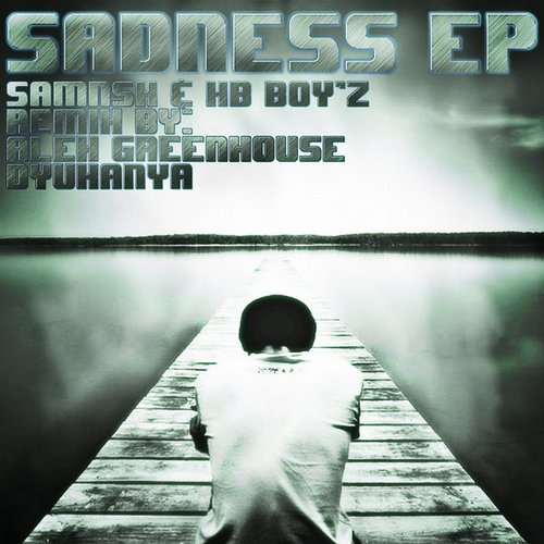 SamNSK, HB Boy'Z - Sadness (Alex Greenhouse Remix) MIDI